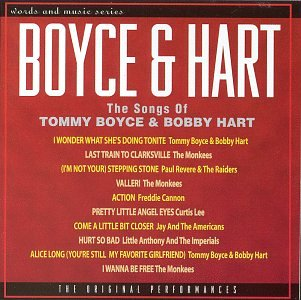 Words & Music: Songs of Tommy Boyce & Bobby Hart by Varese Fontana