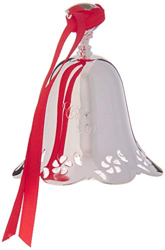 Towle Pierced Silver-Plated Christmas Holiday Ornament, 39th Edition,