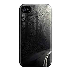 New Arrival Premium 4/4s Case Cover For Iphone (dark)