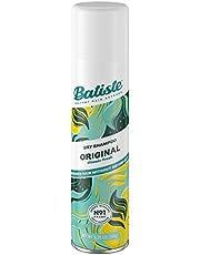 Batiste Dry Shampoo Spray, Original Scent, 200-ml