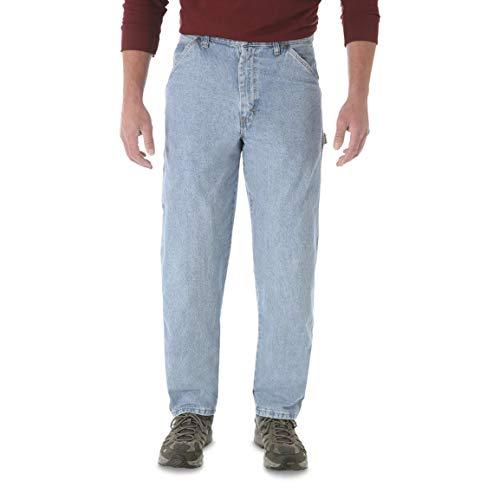 (Wrangler Men's Rugged Wear Carpenter Jean ,Vintage)