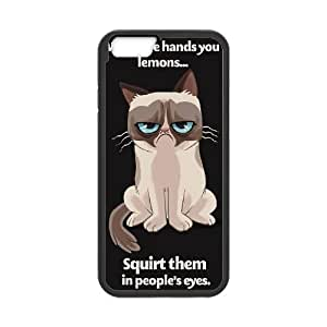"DIY iPhone6 4.7"" Case, Zyoux Custom Brand New iPhone6 4.7"" Case - Grumpy Cat"