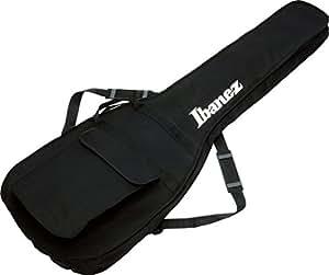 ibanez ibb101 gig bag for electric guitar in black musical instruments. Black Bedroom Furniture Sets. Home Design Ideas