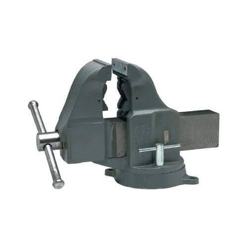 Columbian® Combination Pipe & Bench Vises - 204-1/2-m3 combination machinist & pipe vise