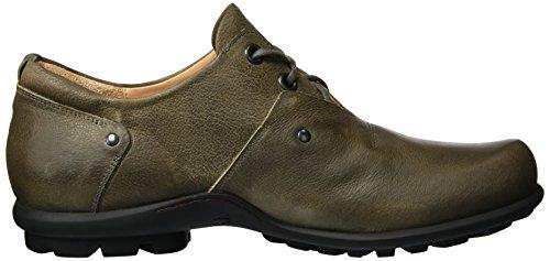 Think Kong, Zapatos de Cordones Derby para Hombre Braun (Schlamm 20)
