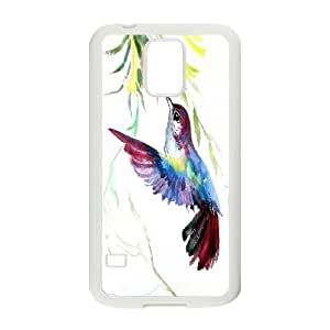 Beautiful & cute bird,Hummingbird Case Cover Best For Samsung Galaxy S5 KHRN-T530123