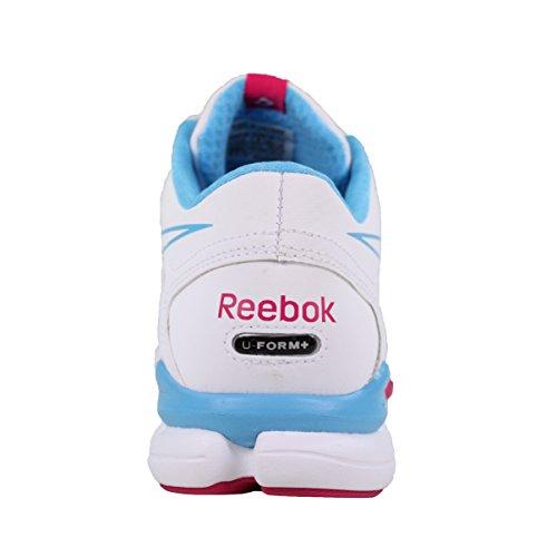 Reebok  Rf Fusion Tr 3.0Ufo,  Damen sportschuhe weiß/himmelblau