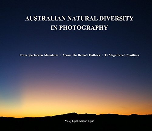 Download AUSTRALIAN NATURAL DIVERSITY IN PHOTOGRAPHY ebook