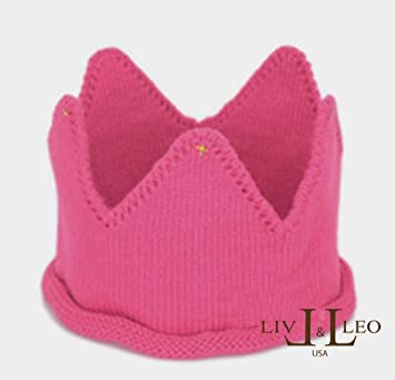Amazon Cute Crown Hat Infant Toddler Hat Crown Knitted Beanie