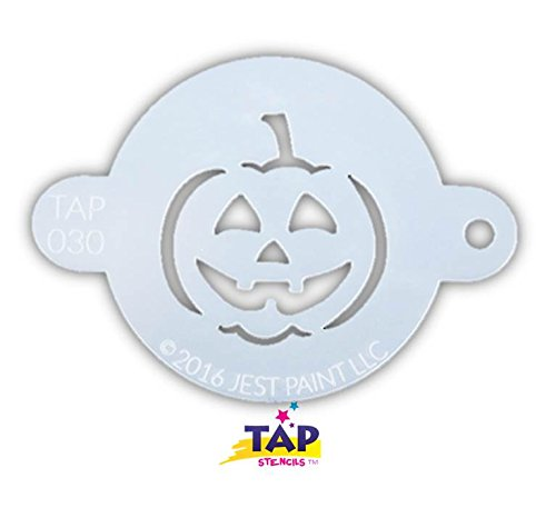 TAP 030 Face Painting Stencil - Jack -