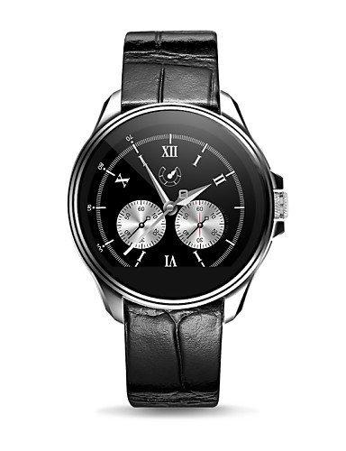 ORDRO? Original redondo reloj inteligente, apoyo, GSM ...