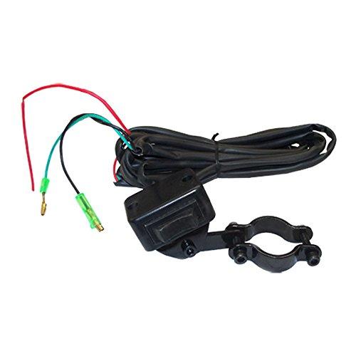 (ATV Handlebar Replacement Winch Mini Rocker Switch-WATERPROOF Winches)