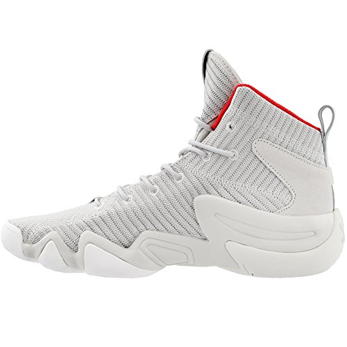 pour Hi Two EU nbsp;ADV res White Chaussure PK Red Crazy Homme FTWR 8 Basketball adidas Gris 41 Grey CUpdgqvg