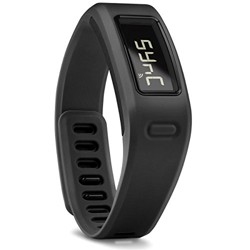 Garmin Vivofit Fitness Band - Black w/o ant stick (Renewed)