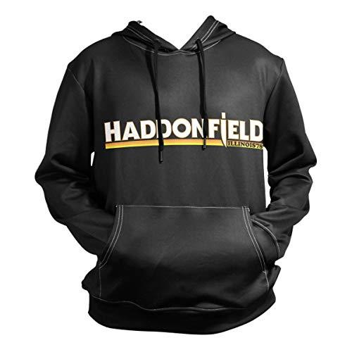 Nydia Hoodie,Haddonfield-High-School-1978,Black,Men Women Boy Girl Kid Youth,Unisex Hoodie ()