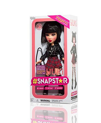 snapstar dolls walmart