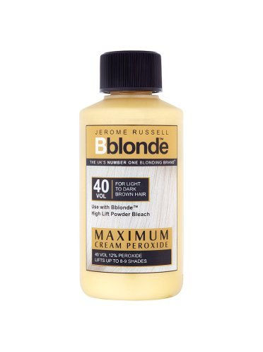 Jerome Russell Bblonde Cream Peroxide (40% Volume 12%) 75ml