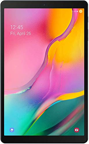 Samsung Galaxy Tab A 10.1 inch 128GB Black with 64GB Memory Card (2019, Wi-Fi Only, 3GB RAM, Micro SD Card Slot) SM-T510NZKGXAR