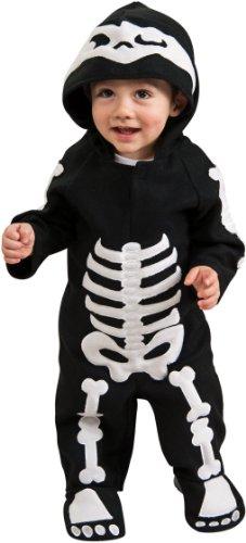 Rubie's Baby Skeleton Costume 6-12 Months