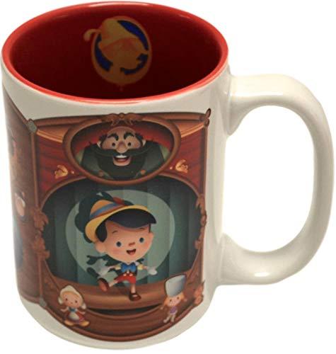 Mug Figural - Disney Parks Pinocchio Cuties Character Ceramic Mug NEW