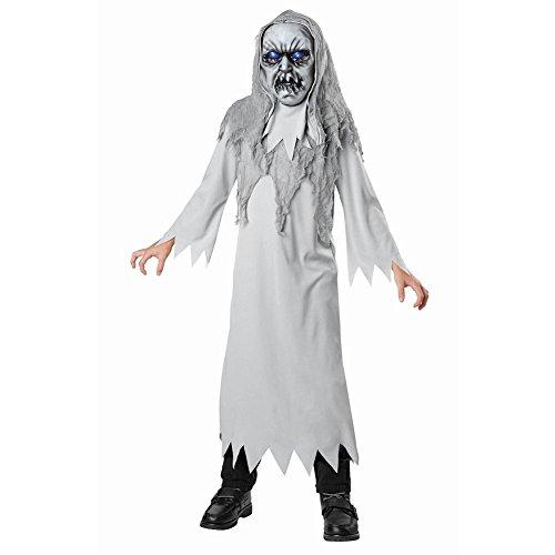 Light-Up Phantom Child Halloween Costume, Boy Medium 8-10 (Light Up Phantom Costume)