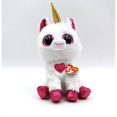 "TY Cherie Beanie BOOS Unicorn Exclusive 6"": Toys & Games"