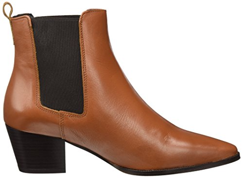 Steve Madden Damen Gagas Chelsea Boot, Cognac, 37 EU