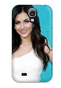 For Galaxy S4 Fashion Design Victoria Justice Case-zZfmItc10754KCrCN