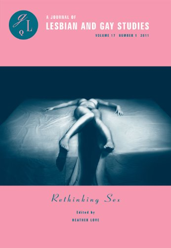 Rethinking Sex (Journal of Lesbian and Gay Studies)