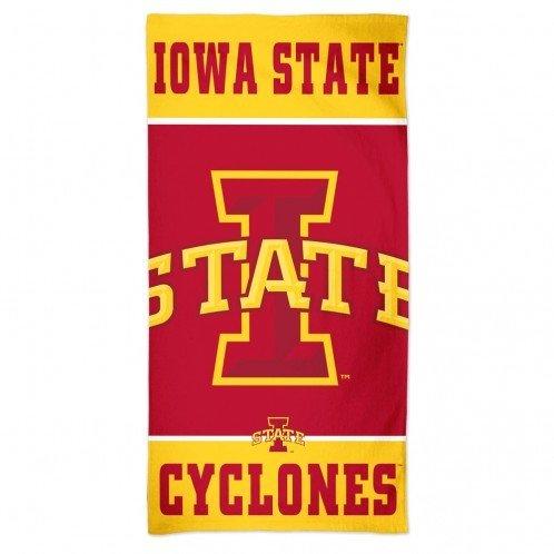 WinCraft Iowa State Cyclones Beach Towel - Gold