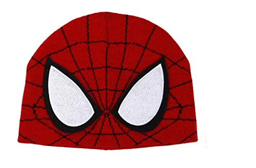 elope Marvel's Amazing Spider-Man 2 Beanie (The Amazing Spider Man 2 Black Suit)