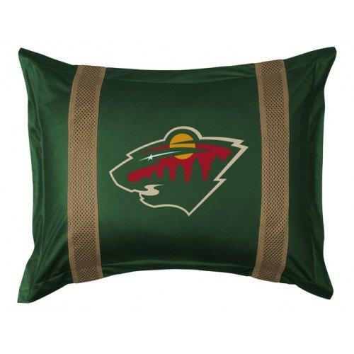Sports Coverage NHL Minnesota Wild Sideline (Minnesota Sham)