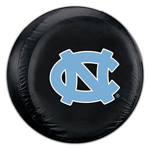 Fremont Die North Carolina Tar Heels Tire Cover