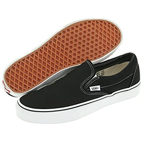 VANS CLASSIC SLIP ON SKATE SHOES (9 D(M) 721da3a1b