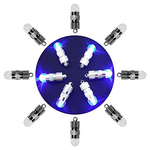 Blinking Blue Led Light