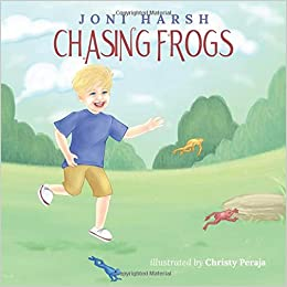 Libros descargables gratis para iphone Chasing Frogs: A Short Story-poem Preserving Biblical Truths For Little Boys