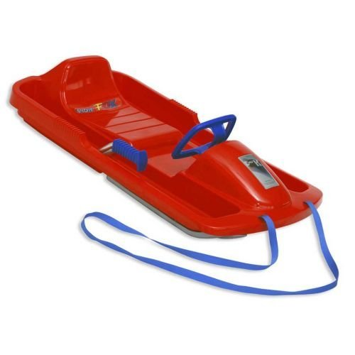 "KHW Snow Fox Orange Snow Sled 38"" by KHW"