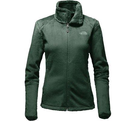 North Face Osito 2 Womens Jacket - Medium/Darkest Spruce