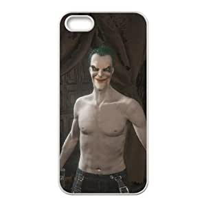 iPhone 5 5s Cell Phone Case White Bloodborne BNY_6765926