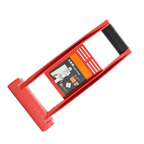 Board Lifter - Baoblaze Carry Handle Gripper Panel Carrier Plywood Carrier Handy Grip Board Lifter Labor Saving Tools