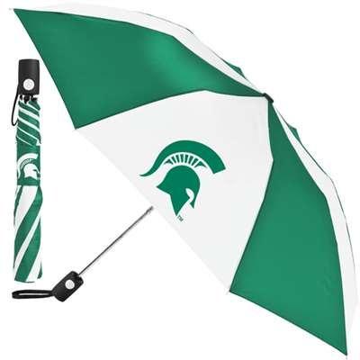 Wincraft Michigan State Spartans Umbrella - Auto Folding