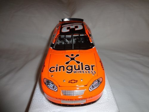 - Robby Gordon Die Cast #31 Cingular Wireless/reverse Paint 2003 Chevy Monte Carlo