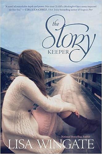 The Story Keeper (A Carolina Heirlooms Novel): Wingate, Lisa ...