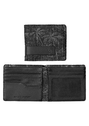 Nixon Men's Showoff Bi-Fold Wallet Paradise/Black One Size ()