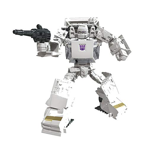 Transformers Toys Generations War for Cybertron: Earthrise Deluxe WFC-E37 Fan-Voted Runamuck Action Figure - Kids Ages 8 and Up, 5.5-inch