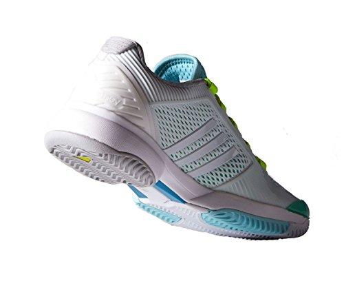 Chaussure Blanco De Ss15 2015 Women's Adidas verde Tennis Barricade Asmc w8q6fxZI