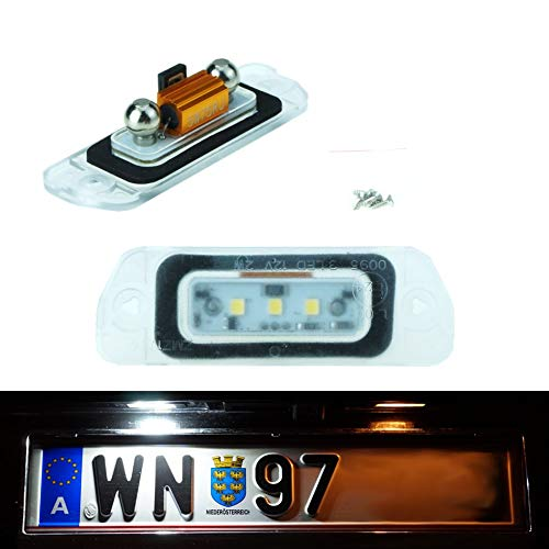 Do.LED W164 LED NUMBERPLATE Xenon Blanco Do!LED