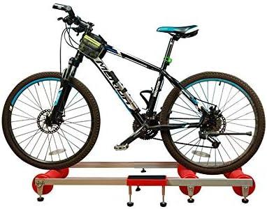 Rodillos para Bicicletas Bicicleta Plataforma de equitación con ...