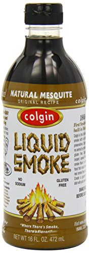 Colgin Liquid Smoke, Mesquite, 16.0 Ounce