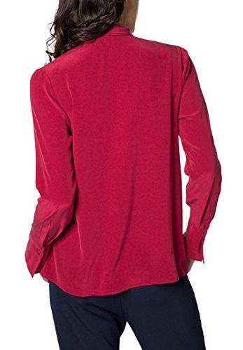 ETERNA long sleeve Blouse MODERN FIT uni Rojo